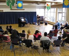 Intergenerational Learning – Creativity in the Community