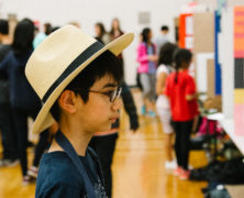 The Future World Changers: 2017 Vancouver Regional Heritage Fair